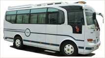 Luxury Volvo Bus 42 Seater
