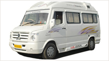 Tempo Traveller 8 Seater